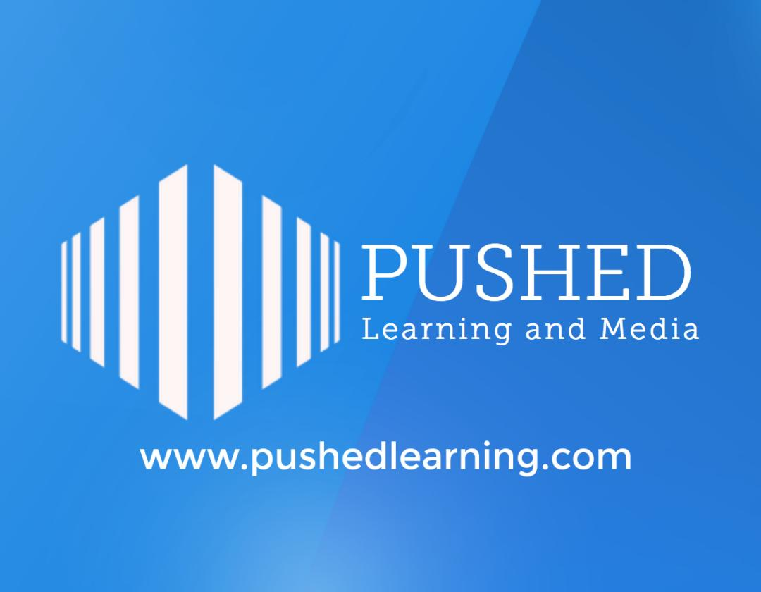 pushed logo
