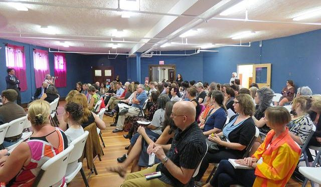RISCA Grantwriting and Budget Workshop – South Providence