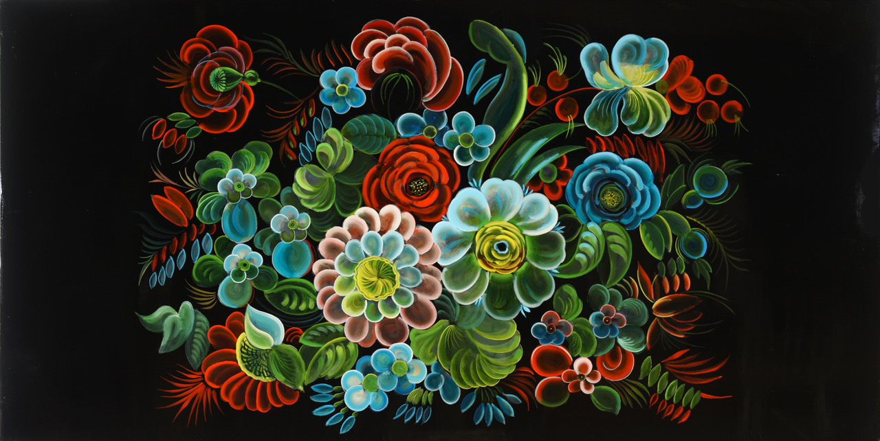 RISCA RIAC Luke Randall Russian Night Flowers