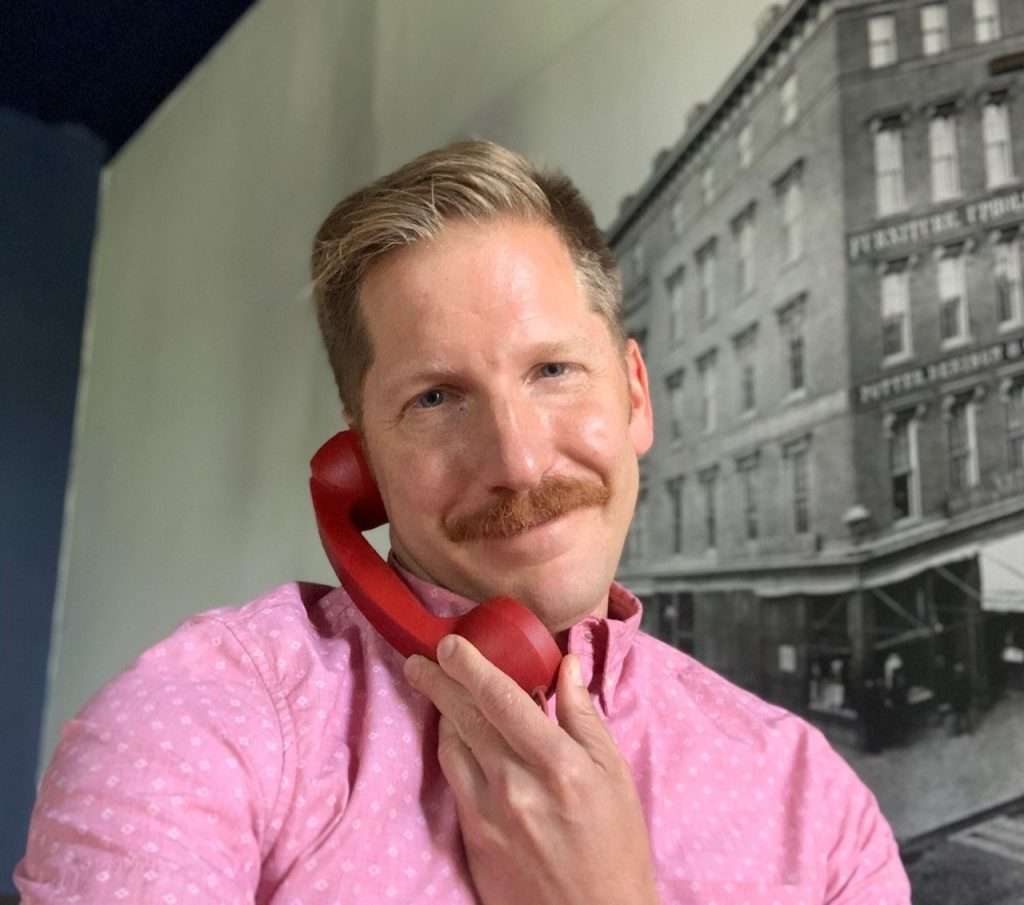 This image has an empty alt attribute; its file name is Todd-on-phone-2-1024x905.jpg
