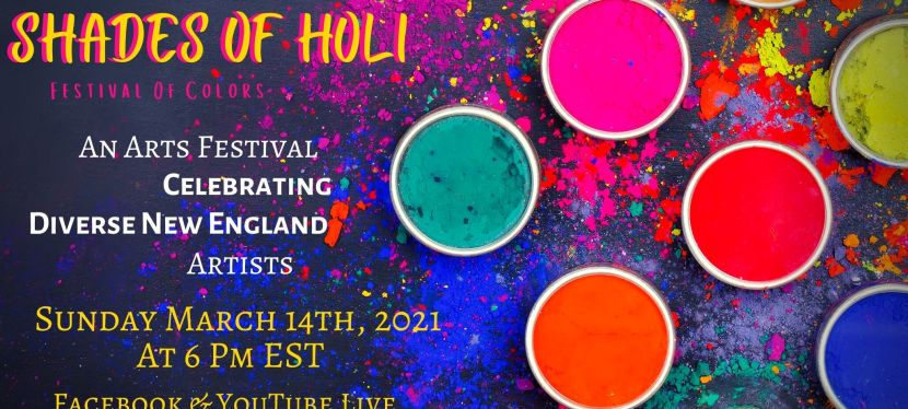 India Association of Rhode Island puts an artistic touch on a cultural evening called Holi